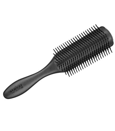 Denman 9 Row Styling Brush